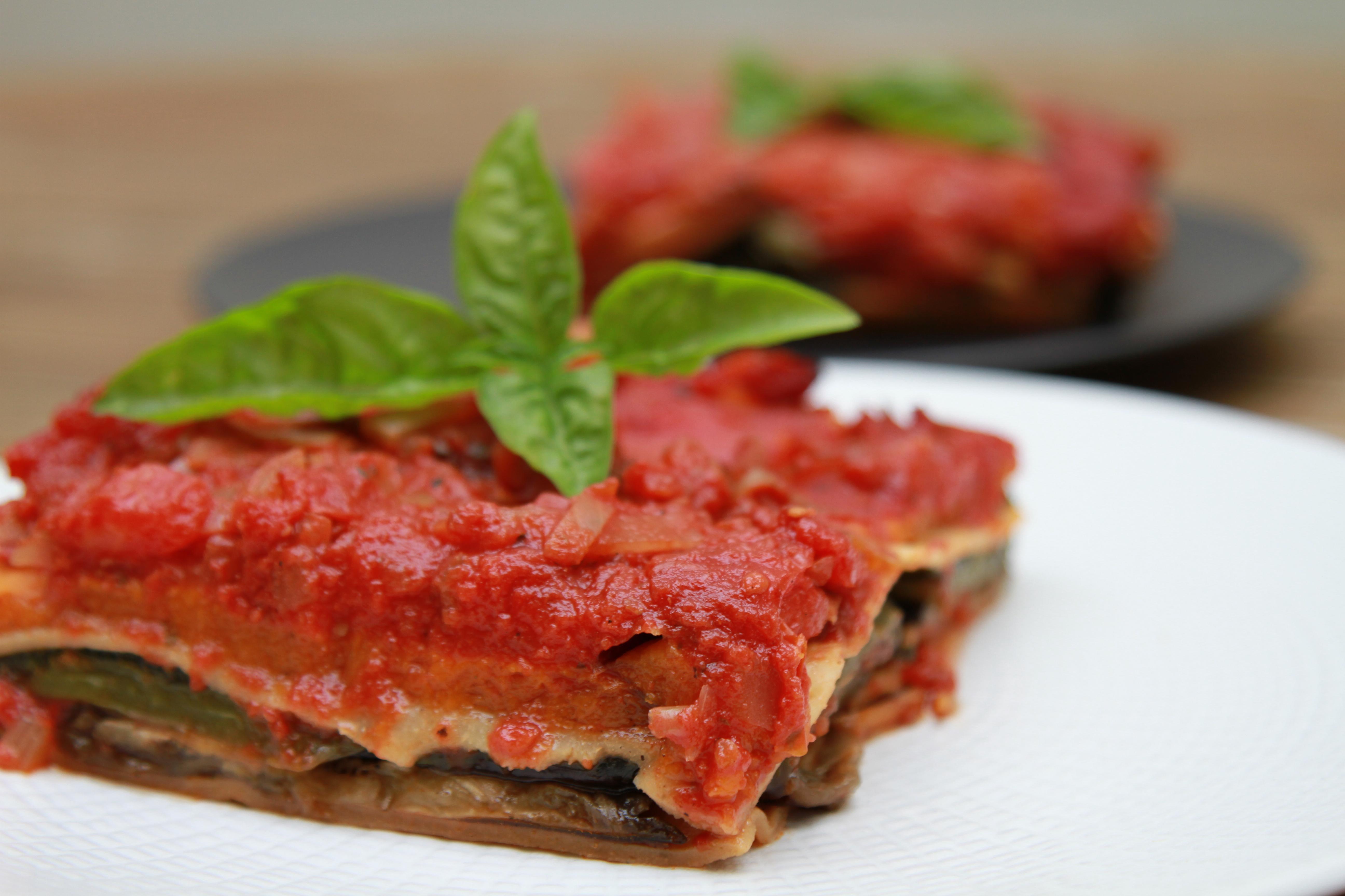 Hearty Vegan Lasagne