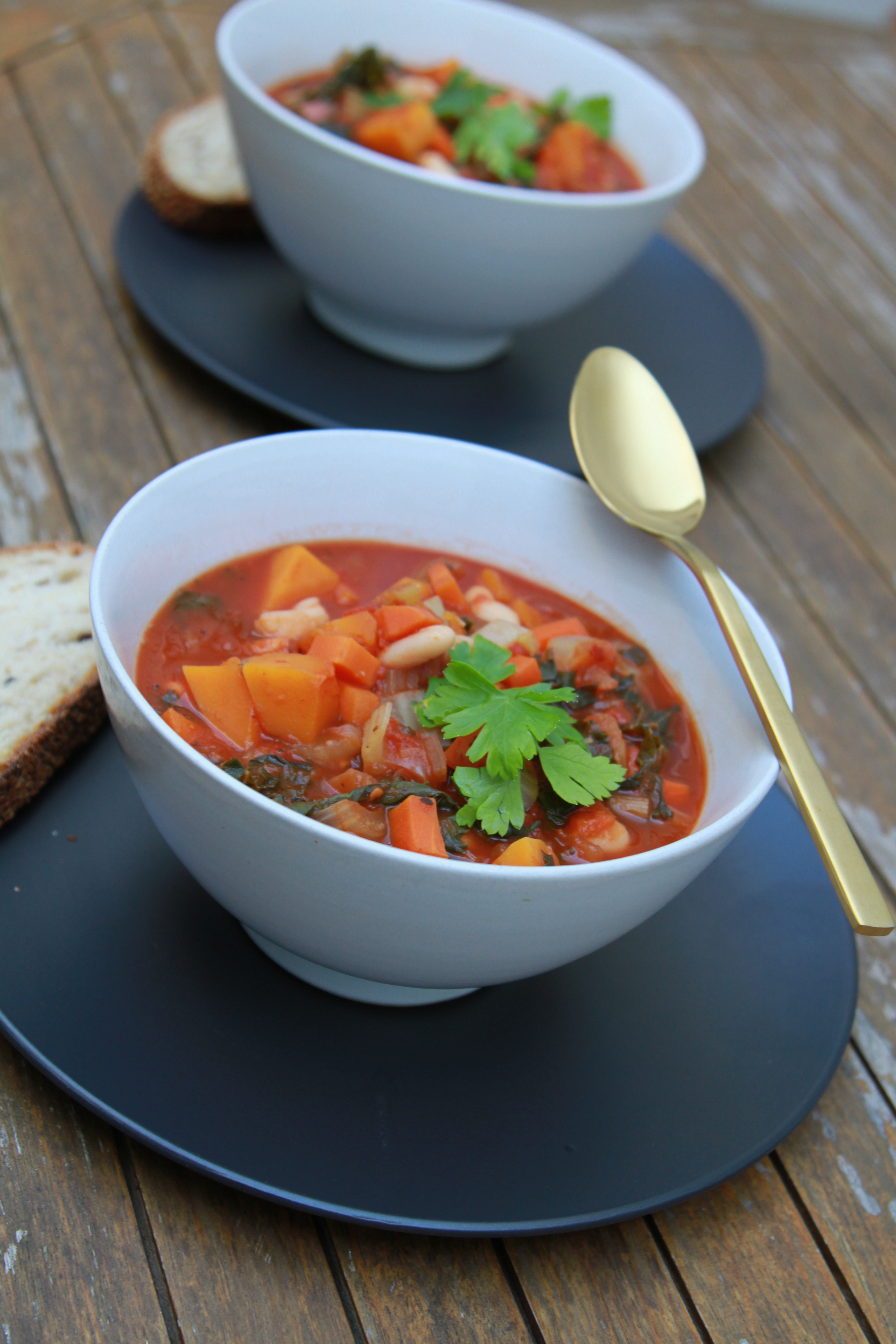 Minestrone Superfood Soup