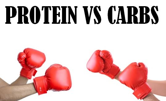 Protein vs Carbs