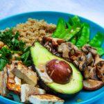 Plant Protein Nourish Bowl
